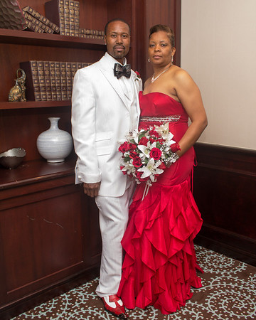 Jerome & Tonya Wedding (Xavier)