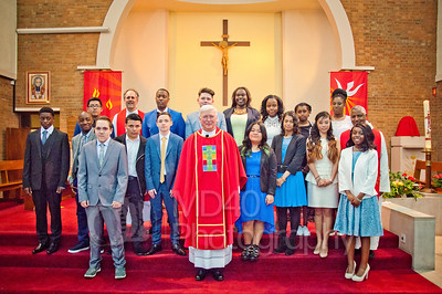 OLOFC - Confirmation Mass 2015