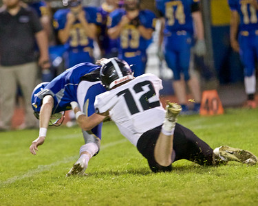 Outlaw Football vs Crook County 9-20-2019