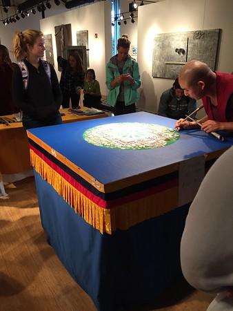 Monks at Misericordia 2015