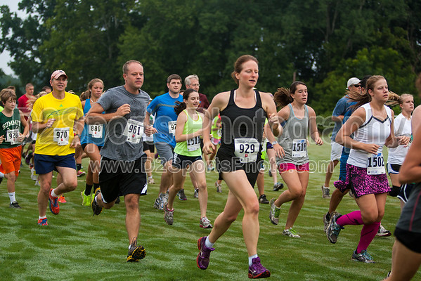 4th Annual Twin City Field & River Run 8/3/2013