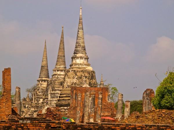 Ayutthaya 2017