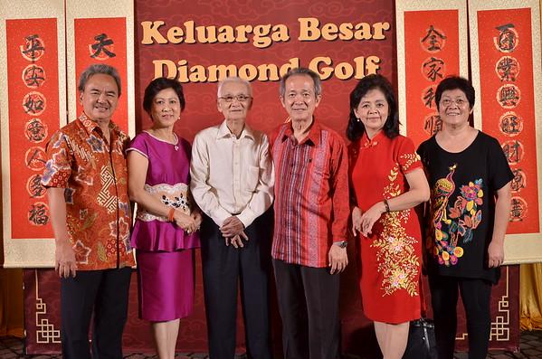 Cap Go Meh Keluarga Besar Diamond Golf  2017 Imlek Photobooth Gallery