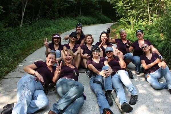 Freewoman 2011 - Black Mountain, NC