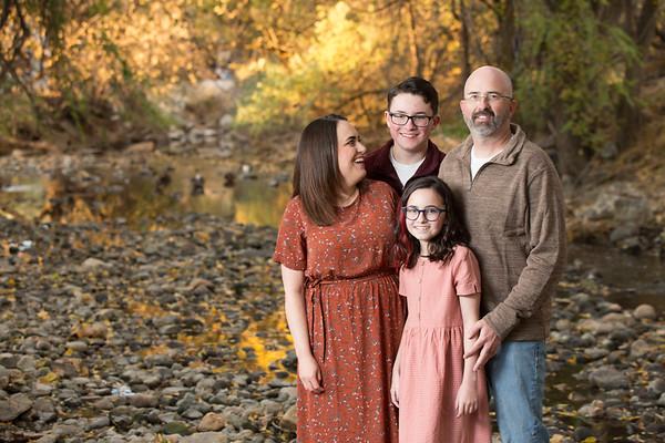 Mealey Family Fall 2019