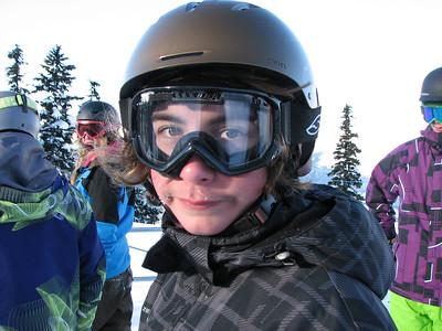 2011/02 - Whistler Mid-Winter Break Ski Trip
