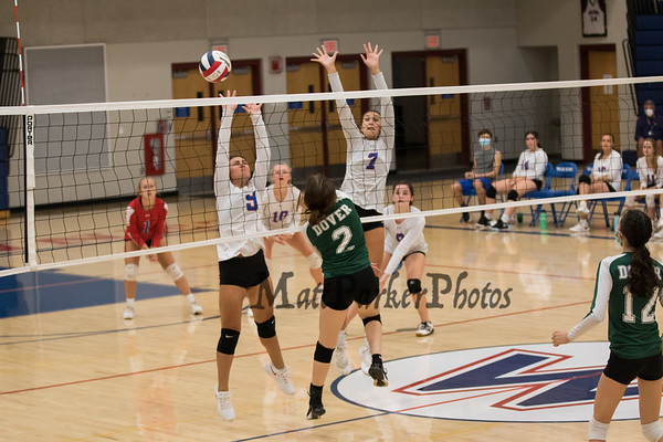 2021-9-20 WHS Girls Volleyball vs Dover