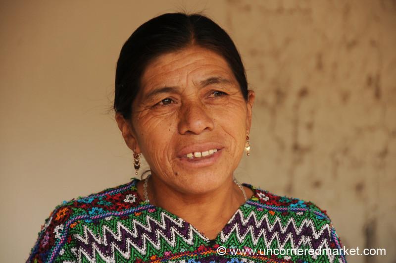 Kiva Borrower, Guatemala