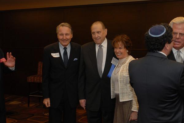 President Thomas Monson at Los Angeles Rotary Club