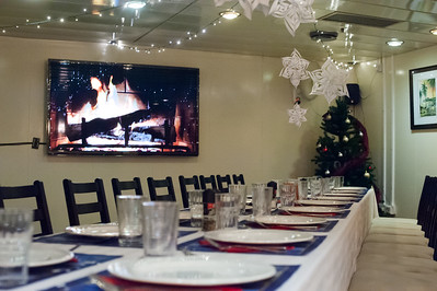2014-12 Youth Christmas Dinner