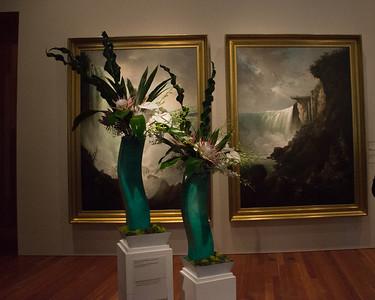Bouquets de Art DeYoung Museum 2016