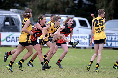 Under 14's - Match 5 - MSEFL v Glenelg