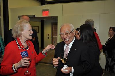 2013-04 Duke/UNC Peace Conference - Reception