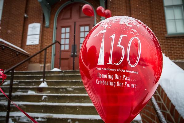 FCC Hudson 150th Celebration