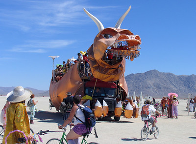 Burning Man 2006