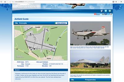 Scramble Airfields Guide (EBFN)