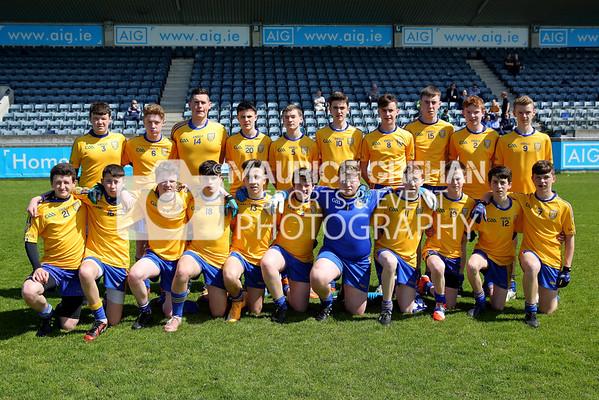 Na Fianna U16B Football vs St Sylvesters 230515
