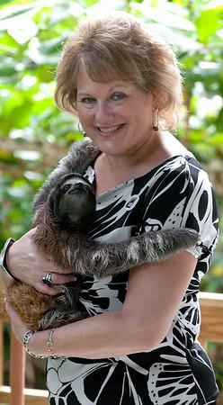 Costa Rica (Sloth Preserve) 2010