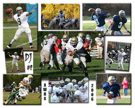 ArchieBills Football Specialty Shots