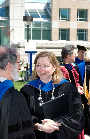Lee Bollinger Honors Convocation 2005