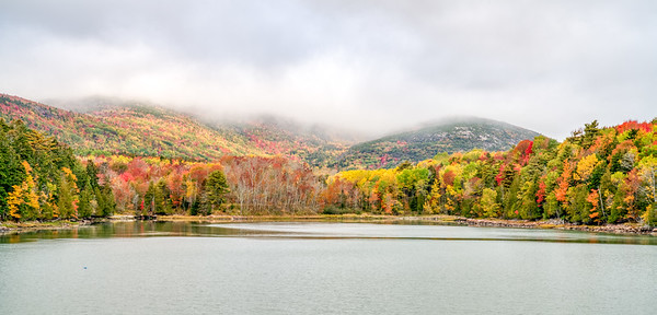 Acadia National Park and New Hampshire