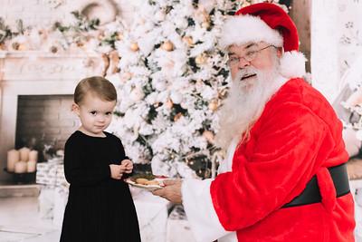 Lyndsey & Santa