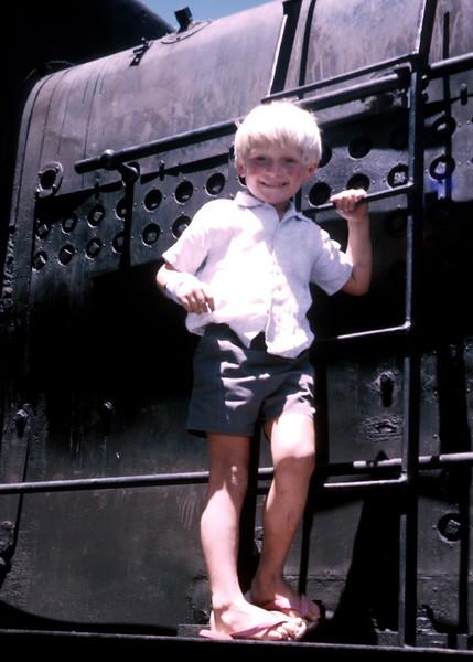 1974-1 (16) Andrew 4 yrs 5 mths on train @ Wonthaggi.jpg