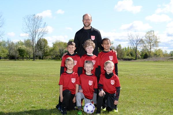 U 8 Boys Team 3
