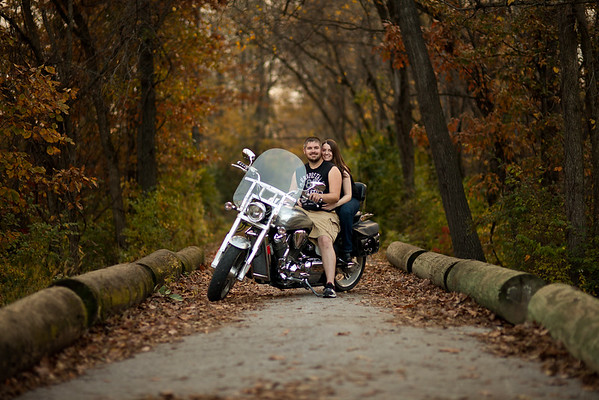 MT Bowen Engagement - Fulton, MO Wedding Photographer