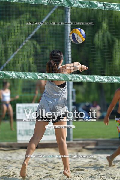 presso Zocco Beach PERUGIA , 25 agosto 2018 - Foto di Michele Benda per VolleyFoto [Riferimento file: 2018-08-25/ND5_8330]