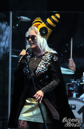 Blondie @ Artpark (Lewiston, NY); 7/25/17