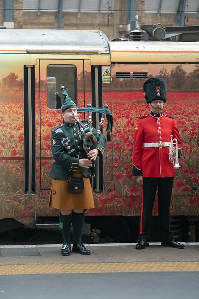 LNER Remembrance Service