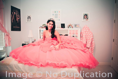Jennifer's Quinceanera