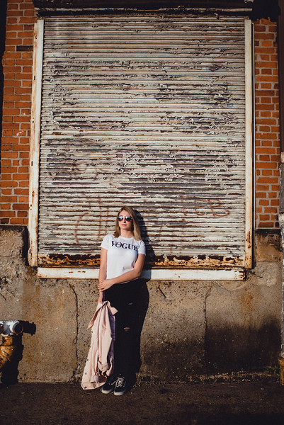 Pittsburgh Senior Photographer - Strip District Parking Garage Downtown - Grace 67.jpg