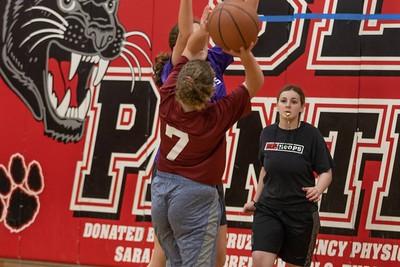 Hanna's HOOPS basketball season 2019