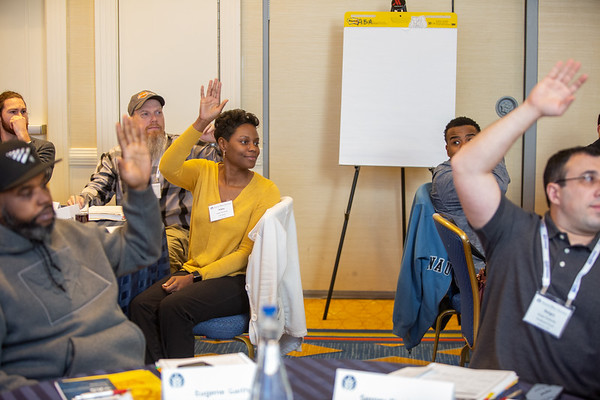 Front Line Leadership Training January 2020, Baltimore