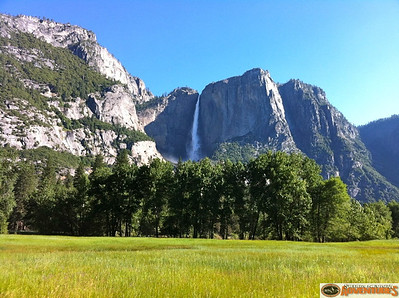Yosemite Hetch Hetchy Research Ride