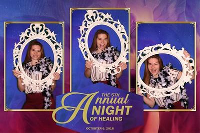 5th Annual Night of Healing