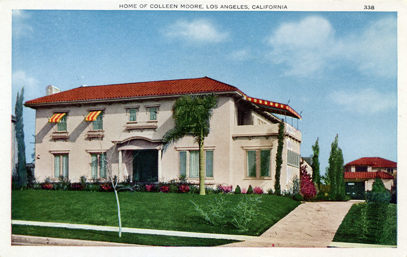 Home of Colleen Moore