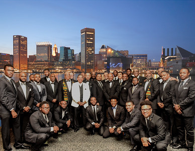 100 Black Men Baltimore