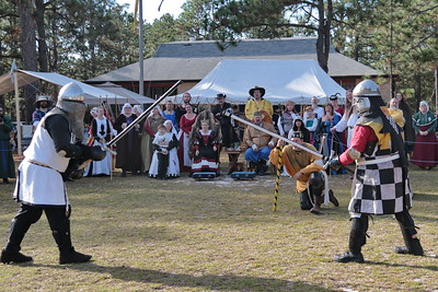Fall Crown Tourney - Late fighting
