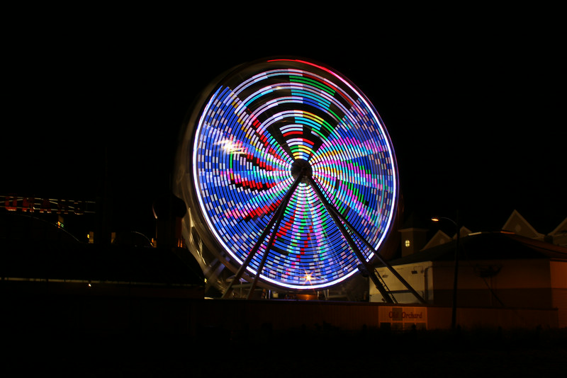 Ferris Wheel, Palace Playland, Old Orchard Beach, Maine