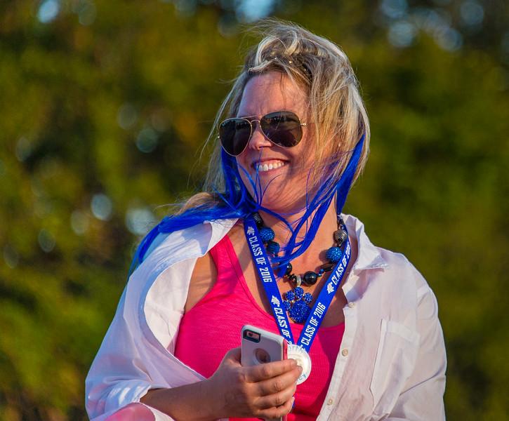 Homecoming Parade and Pep Rally 2015-17
