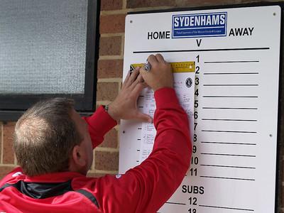 Winchester City FC (7) v Bournemouth Poppies (0) 2.8.2014