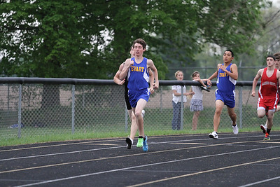2013 MHSAA Highland Conference Boys 800 Meter
