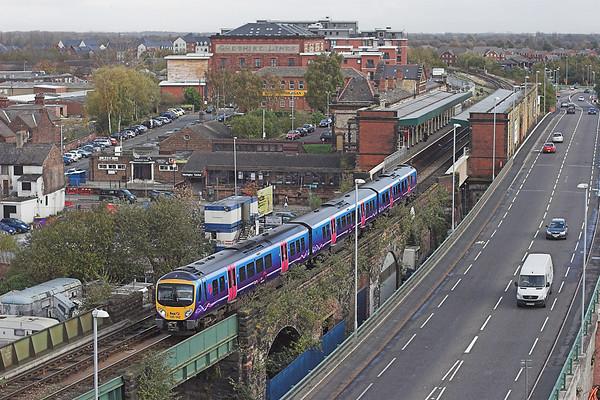 3rd November 2009: Warrington