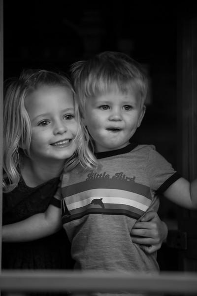 Scarlett and Eddison