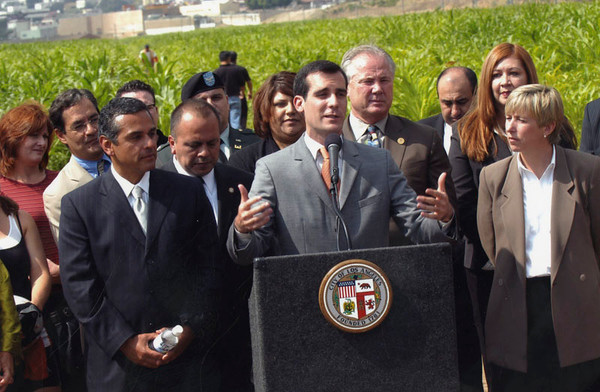 2005, Councilman Garcetti Speaking