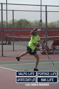 VHS Girls Tennis Sectionals May 15
