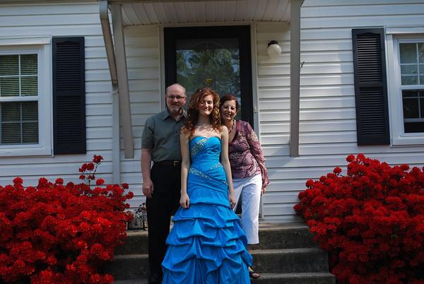 Vanessa's Prom